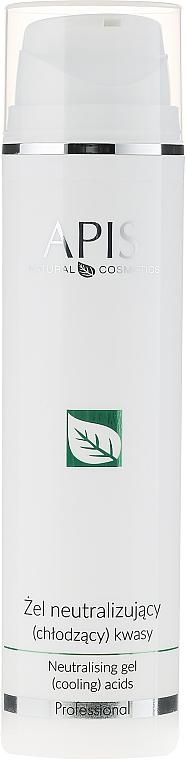Peeling Neutralizing Gel - APIS Professional Home TerApis Neutralising Gel (Cooling) Acids