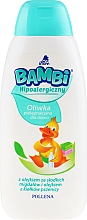 Fragrances, Perfumes, Cosmetics Hypoallergenic Baby Oil - Pollena Savona Bambi Baby Oil