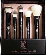 Fragrances, Perfumes, Cosmetics Makeup Brush Set - Sosu by SJ Premium Makeup Brushes