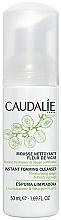 Fragrances, Perfumes, Cosmetics Cleansing Mousse - Caudalie Mousse Nettoyante Fleur Vigne