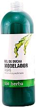 Fragrances, Perfumes, Cosmetics Modelling Algae Shower Gel - Tot Herba Shower Gel