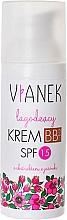Fragrances, Perfumes, Cosmetics Soothing BB-Cream - Vianek BB Cream SPF15