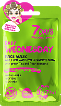 """Fragrances, Perfumes, Cosmetics While You Watch Your Favorite Show Face Mask """"Easy Wednesday"""" - 7 Days Easy Wednesday"""