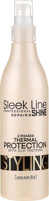 2-Phase Smoothing Liquid - Stapiz Sleek Line Thermal Protection 2 Phases