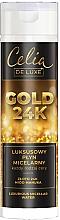 Fragrances, Perfumes, Cosmetics Luxurious Micellar Water - Celia De Luxe Gold 24k
