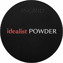Fragrances, Perfumes, Cosmetics Compact Powder - Ingrid Cosmetics Idealist