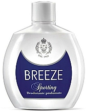 Fragrances, Perfumes, Cosmetics Breeze Sporting - Perfumed Deodorant