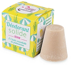 Fragrances, Perfumes, Cosmetics Body Deodorant Bar - Lamazuna Solid Deodorant With Palmarosa