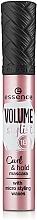 Fragrances, Perfumes, Cosmetics Lash Mascara - Essence Volume Stylist 18h Curl & Hold Mascara