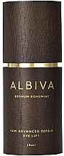 Fragrances, Perfumes, Cosmetics Highly Concentrated Eye Serum - Albiva Ecm Advanced Repair Eye Lift