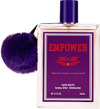 Fragrances, Perfumes, Cosmetics Chic&Love Empower - Eau de Toilette