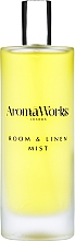 "Fragrances, Perfumes, Cosmetics Room Mist ""Basil & Lime"" - AromaWorks Light Range Room Mist"