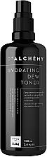 Fragrances, Perfumes, Cosmetics Moisturizing Face Tonic - D'Alchemy Hydrating Dew Toner
