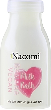 "Fragrances, Perfumes, Cosmetics Bath Milk ""Banana"" - Nacomi Milk Bath Banana"
