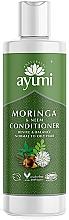 "Fragrances, Perfumes, Cosmetics Conditioner ""Moringa & Neem"" - Ayumi Moringa & Neem Conditioner"