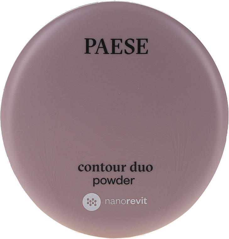 Contour Duo Powder - Paese Contour Duo Powder — photo N1