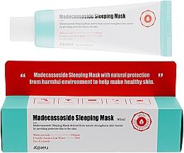 Fragrances, Perfumes, Cosmetics Facial Night Mask - A'pieu Madecassoside Sleeping Mask