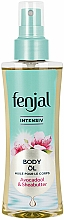Fragrances, Perfumes, Cosmetics Intensive Body Oil - Fenjal Intensive Body Oil