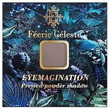 Fragrances, Perfumes, Cosmetics Pressed Brow Shadow - Feerie Celeste Pressed Powder Shadow