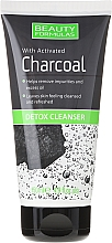 Fragrances, Perfumes, Cosmetics Charcoal Detox Cleanser - Beauty Formulas Charcoal Detox Cleanser